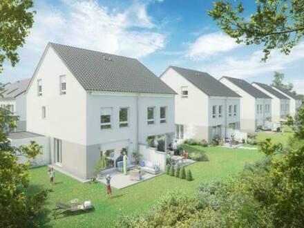 Wetzlar - Moderne Doppelhaushälfte auf sonnigen Grundstück mit Garage!