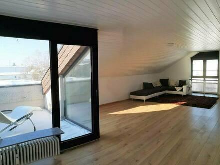 Weil am Rhein - große 2,5 Zi. - Dachgeschosswohung Weil am Rhein | EBK | Carport