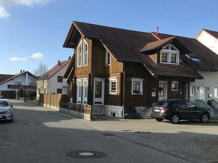 Sankt - Exklusives, großes und gepflegtes 5-Zimmer Holzhaus in Sankt Leon zu verkaufen .