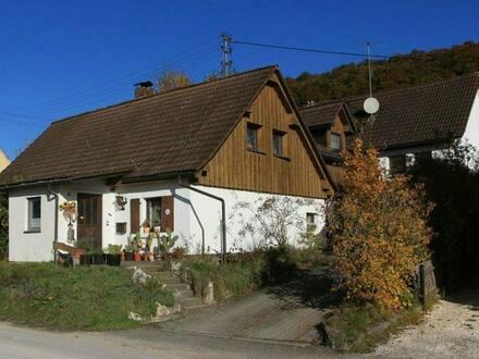 Schelklingen - Schönes Familienanwesen in ländlicher Umgebung, Monteurspension