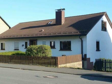 Bad Laasphe - Wohnhaus mit 2 Wohnungen in Feudingen