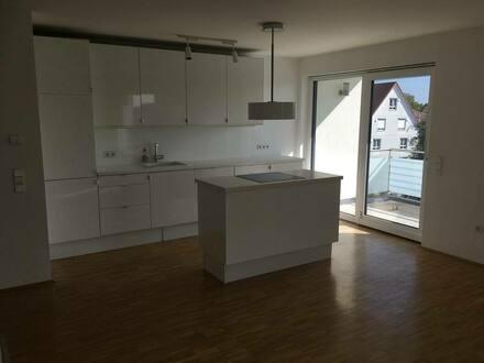 Ulm - Neuwertige 4-Zimmer-Maisonette-Wohnung mit Balkon und EBK in Ulm