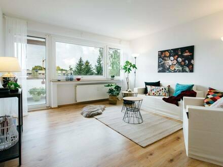 Mülheim an der Ruhr - Erstbezug nach Sanierung: attraktive 3-Zimmer-Wohnung mit Balkon in Mülheim an der Ruhr