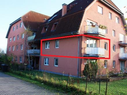 Greifswald - Sonnige 2-Zimmer-Wohnung mit Balkon und EBK in Greifswald-Eldena