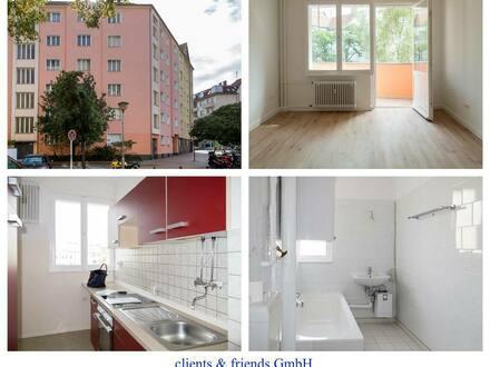 berlin - Bestes Wilmersdorf helle modernisierte 2,5 Zimmerwohnung mit ruhigem Sonnenbalkon