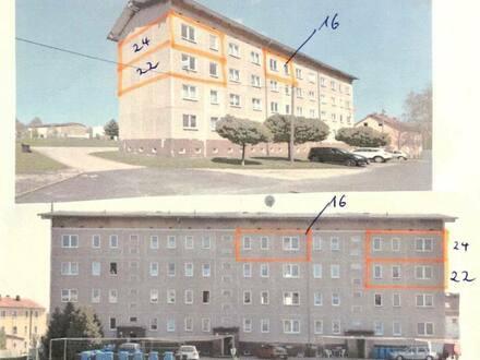 Straufhain OT Streufdorf - Paketverkauf 3! Wohnungen jew. 3ZKB 58 qm, renoviert & bezugsfertig, Nähe Bad Rodach Bayern