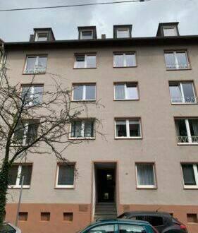 Hagen - gemütliche 2 Zimmer Wohnung in zentraler Lage