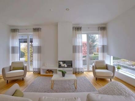 Bobingen - * NEUBAU: moderne Zweifamilienhaushälfte in Bobingen zu kaufen *