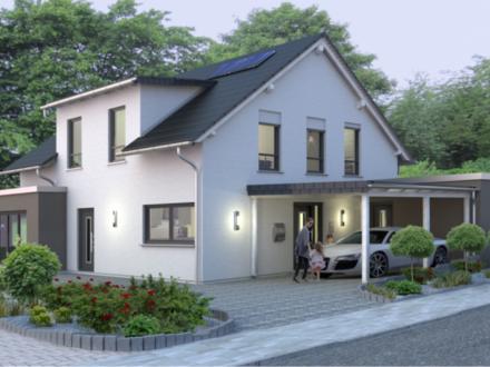 Waldbrunn - Freistehendes Traumhaus incl. Grundstück in Waldbrunn- Ellar