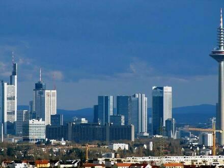 Bad Homburg vor der Höhe - 3 Zimmer Wohnung in Bad Homburg mit Skyline Blick ab 01.10.2019 zu vermieten