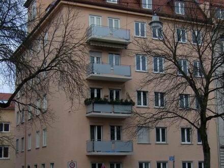Augsburg - Helle, geräumige 2Zimmerwohnung im Zentrum von Augsburg