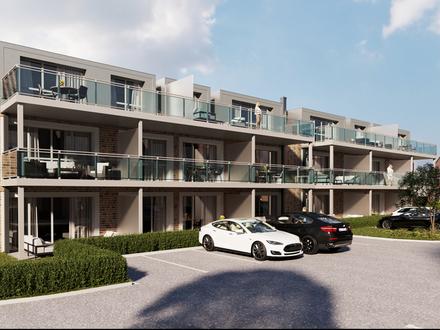 """""""Achter de Höf""""_ETW 1.2.2: Traumhafte 3-Zimmerwohnung in der Endetage mit über 20 m² großem West-Balkon!"""
