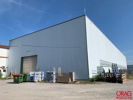 Einzigartige Produktions- bzw. Lagerfläche in 2700 Wiener Neustadt zu mieten