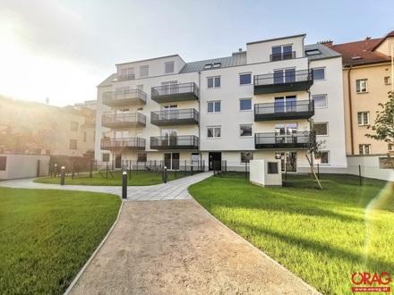 PROVISIONSFREI - FLORIDO YARDS: Moderne 1- bis 4-Zimmer Erstbezug-Wohnungen in 1210 Wien zu mieten
