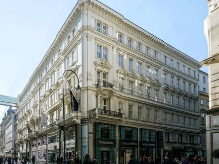 Servicierte Büroflächen, Coworking Spaces unweit der Hofburg!
