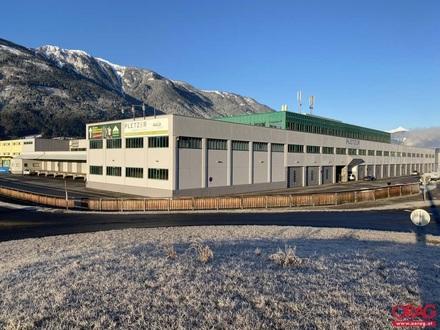 GELO Spittal - Gewerbe & Logistikpark zu mieten in 9800 Spittal an der Drau