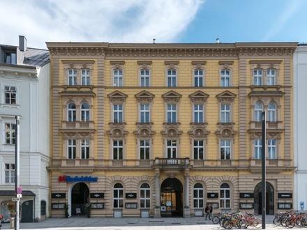 Vielseitige Büros & Coworking Arbeitsplätze in zentraler Innenstadtlage, 4020 Linz - zur Miete