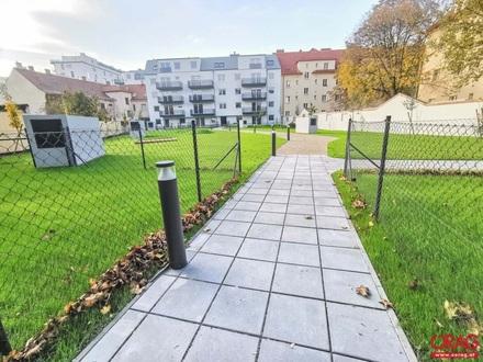 FLORIDO YARDS: Schöne Erstbezug-Dachgeschoßwohnung in Floridsdorf 1210 Wien