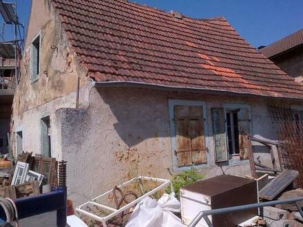 RSI-Invest bietet an: Abrissgrundstück in Ortslage