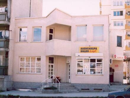 Geschäftsgebäude und Selbstverwaltung von 336 m2