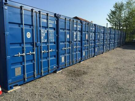 Lagercontainer 6 x 2,5 x 2,4m