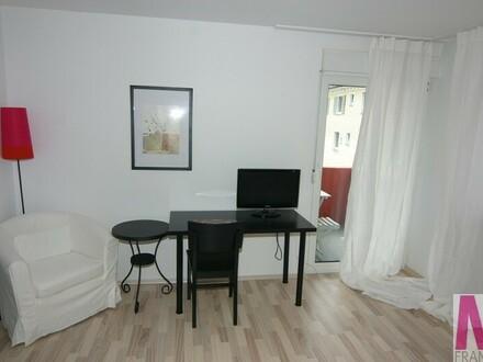 Gepflegtes Apartment mit kleinem Balkon