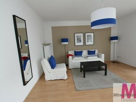 Moderne, helle Wohnung in zentraler City-Lage