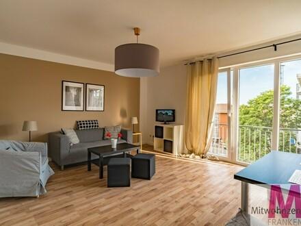 Stilvoll eingerichtete 2 Zimmer Wohnung