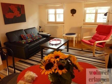 Hübsche 2-Zimmer-Maisonette-Wohnung in zentraler Lage