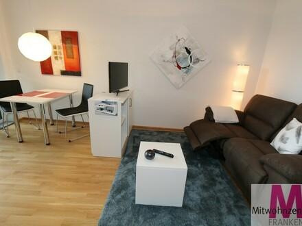 Moderne, neue Wohnung