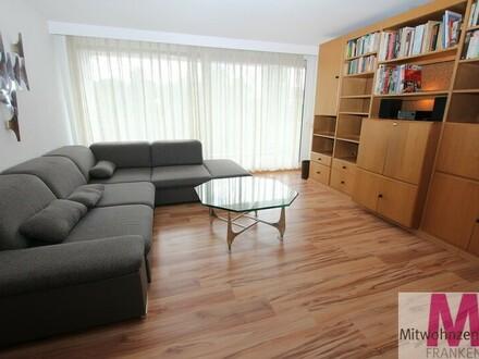 4,5 Zimmer Wohnung mit großen Südbalkon