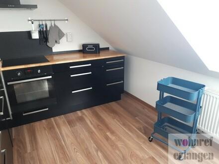 Moderne Wohnung in direkter Nähe zu Erlangen