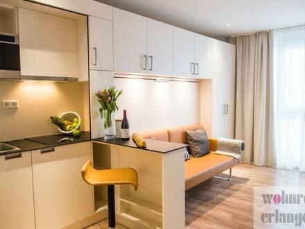 Modernes Design-Wohnkonzept im Herzen von Erlangen