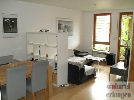 Sehr schöne 2 Zimmerwohnung in Erlangen Tennenlohe