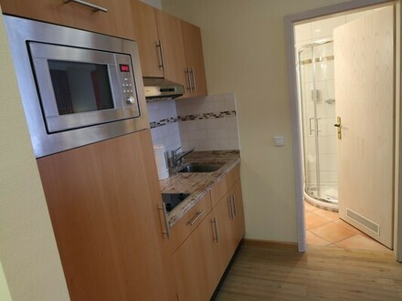 Modernes 2 Zimmer Apartment im Zentrum von Erlangen