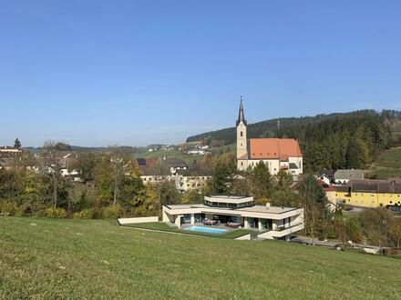 Wohnen im Grünen mit herrlicher Aussicht auf Reichenau!