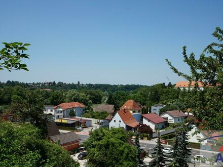 Aussichtslage - Großes und günstiges Grundstück im Zentrum von Steyr
