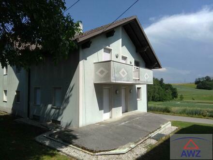 Schönes Haus in ländlicher Gegend mit Aussicht!