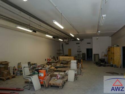 Zu Vermieten! Ca. 300 m² Lagerfläche in Steyregg