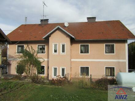 JETZT GRUNDBUCH STATT SPARBUCH - Günstiges Wohnhaus mit Mieteinnahmen !!!