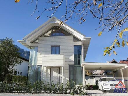 Traumhaftes Architektenhaus mit Bergblick!