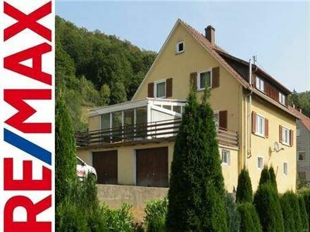 REMAX - Wohnhaus im herrlichen Schmiechtal