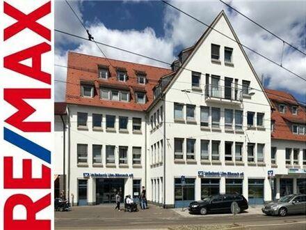 REMAX - In Vorbereitung: Große individuelle Wohnung im Herzen von Söflingen