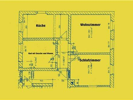 REMAX - FRISCH & NEU Zweiraum im Erdgeschoß