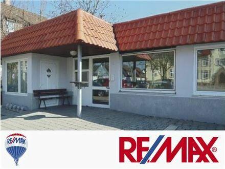 RE/MAX - Büro oder Bistro - 95 m² in bester Lage zur Miete!