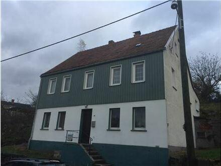 REMAX - Wohnen auf dem Lande - 1- 2 Familienhaus in Langenweißbach