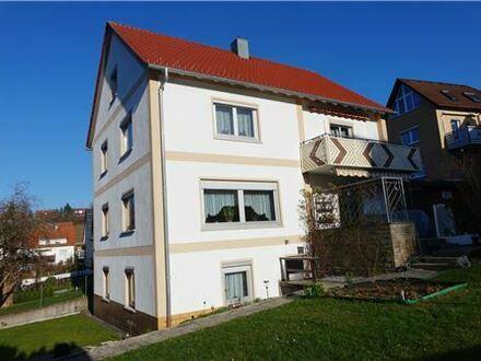 RE/MAX - Mehrgenerationenhaus – ruhige Wohnlage in Mergelstetten - ideal für Großfamilie