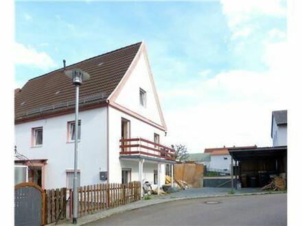 REMAX - Einfamilienhaus zentral in Burgau