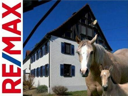 RE/MAX - Bauernhaus in idyllischer Lage, auch für Pferdehaltung