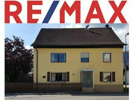 REMAX - Viel Platz für eine große Familie oder als Mehrfamilienhaus nutzbar!